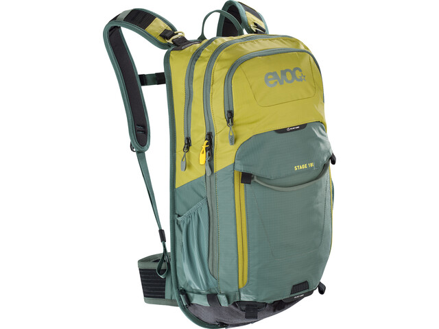 EVOC Stage Technical Performance Pack 18l, moss green/olive